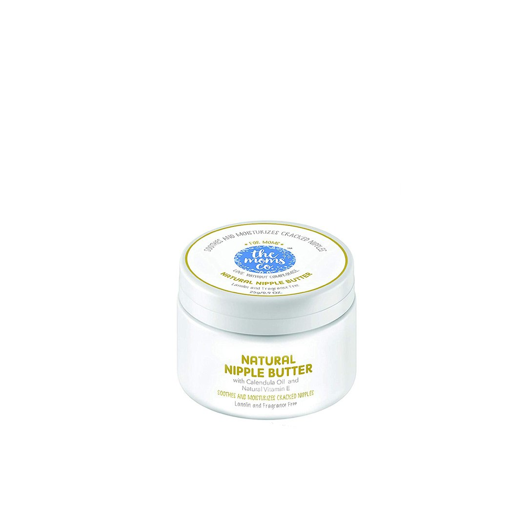 The Mom's Co. Natural Nipple Butter with Calendula Oil and Vitamin E -1