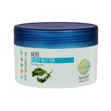 The Nature's Co. Aquaspark, Nori Body Butter for Dry Skin