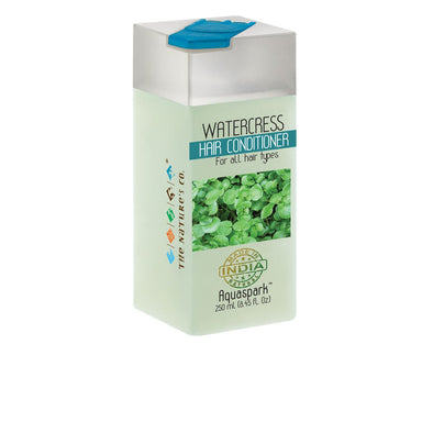 The Nature's Co. Aquaspark, Watercress Hair Conditioner for All Hair Types