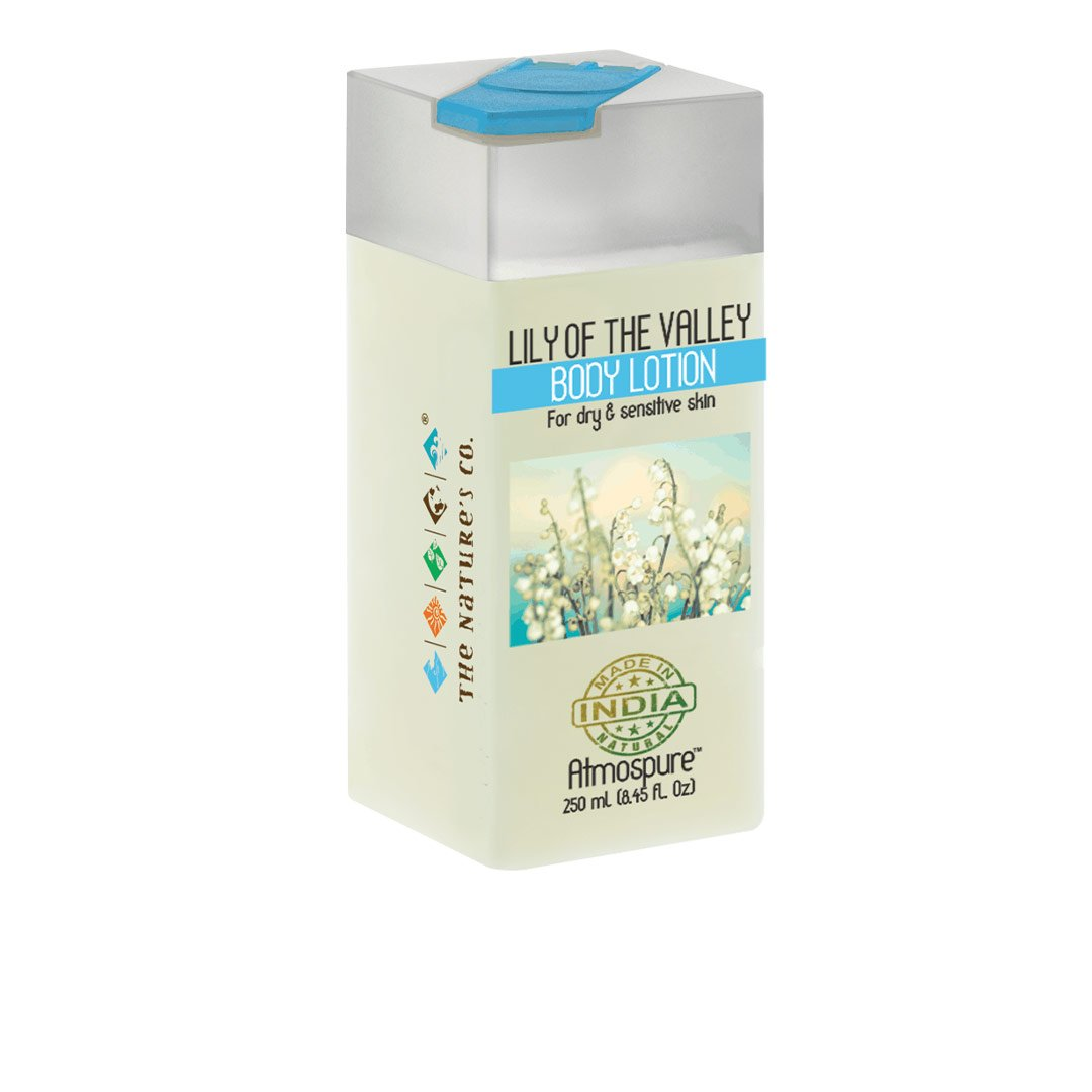 The Nature's Co. Atmospure, Lily of the Valley Body lotion for Dry and Sensitive Skin