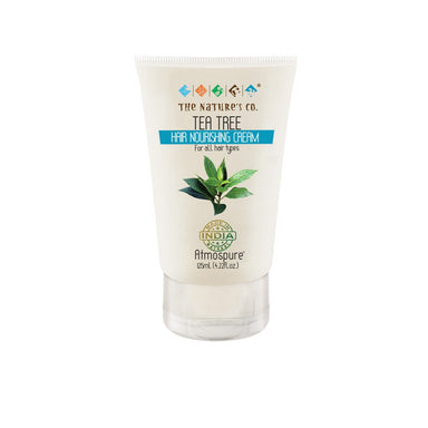 The Nature's Co. Atmospure, Tea Tree Hair Nourishing Cream for All Hair Types