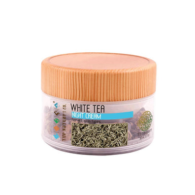 The Nature's Co. Atmospure, White Tea Night Cream for All Skin Types