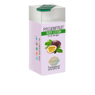 The Nature's Co. Foressence, Passion Fruit Body Lotion for All Skin Types