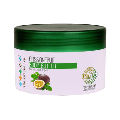 The Nature's Co. Foressence, Passion Fruit Body Butter for All Skin Types