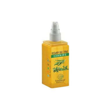 The Nature's Co. Foressence, Rosemary-Sage-Thyme Rejuvenating Hair Oil