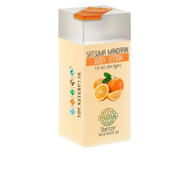 The Nature's Co. Starrize, Satsuma Mandarin Body Lotion for All Skin Types