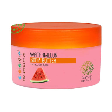 The Nature's Co. Starrize, Watermelon Body Butter for All Skin Types
