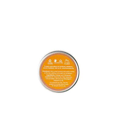 Vanity Wagon | Buy TreeWear Beeswax Lip Balm, Orange & Cinnamon