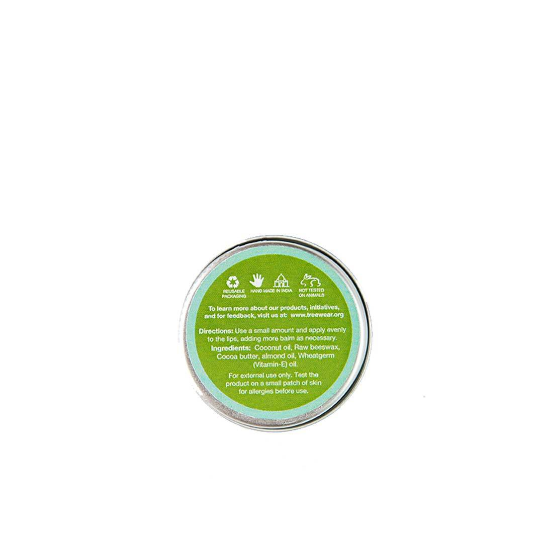 Vanity Wagon | Buy TreeWear Beeswax Lip Balm, Original