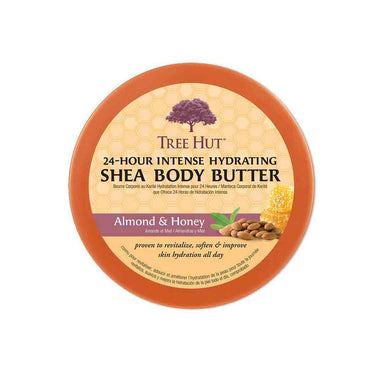 Vanity Wagon | Buy Tree Hut 24 Hour Intense Hydrating Shea Body Butter with Almond & Honey