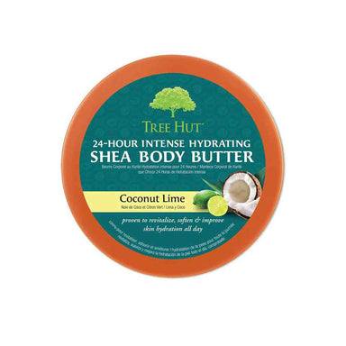Vanity Wagon | Buy Tree Hut 24 Hour Intense Hydrating Shea Body Butter with Coconut & Lime