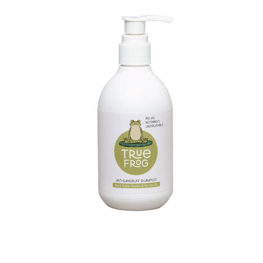 Vanity Wagon | Buy True Frog Anti-Dandruff Shampoo with Black Pepper Extract & Tea Tree Oil