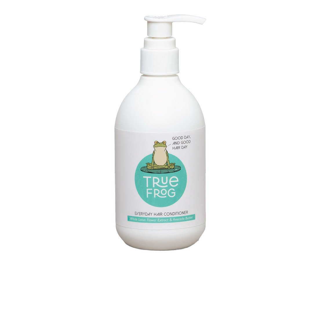Vanity Wagon | Buy True Frog Everyday Hair Conditioner with White Lotus Extract and Avocado Butter