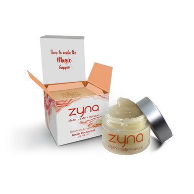 Vanity Wagon | Buy Zyna Refreshing & Tightening Under Eye Gel A.M.
