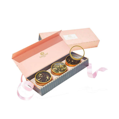 Vanity Wagon | Buy Vahdam Blush, Assorted Teas Gift Box