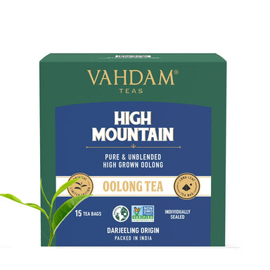 Vanity Wagon | Buy Vahdam Teas High Mountain Oolong Tea