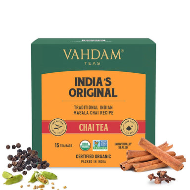 Vanity Wagon | Buy Vahdam Teas India's Original Masala Chai Tea