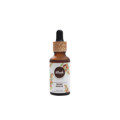 Vilvah Store Cold Pressed, Organic Argan Oil