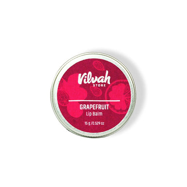 Vanity Wagon | Buy Vilvah Store Lip Balm with Grapefruit