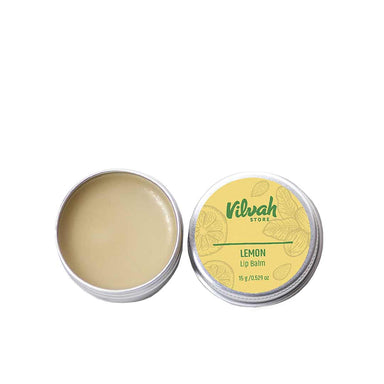 Vanity Wagon | Buy Vilvah Store Lip Balm with Lemon