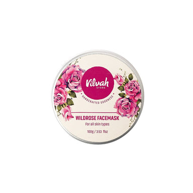 Vilvah Store Wildrose Facemask for All Skin Types