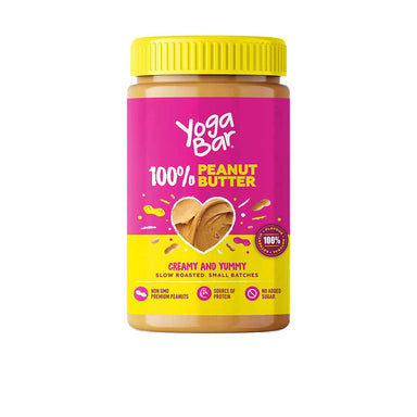 Vanity Wagon | Buy Yoga Bar 100% Pure Peanut Butter
