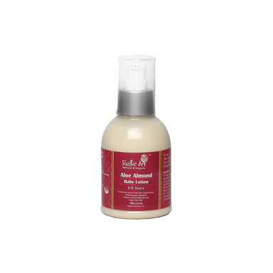 Vanity Wagon | Buy Rustic Art Aloe Almond Baby Lotion