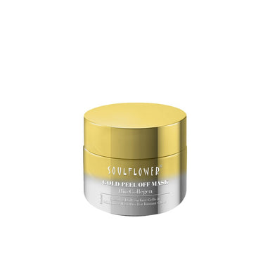 Vanity Wagon | Buy Soulflower Gold Peel Off Mask with Bio-Collagen