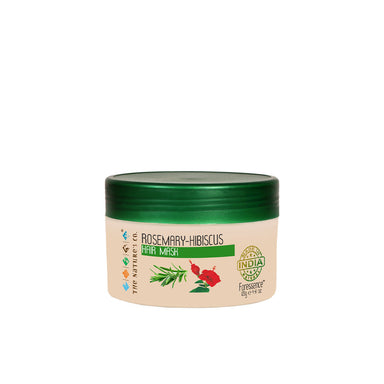 Vanity Wagon | Buy The Nature's Co. Rosemary Hibiscus Hair Mask