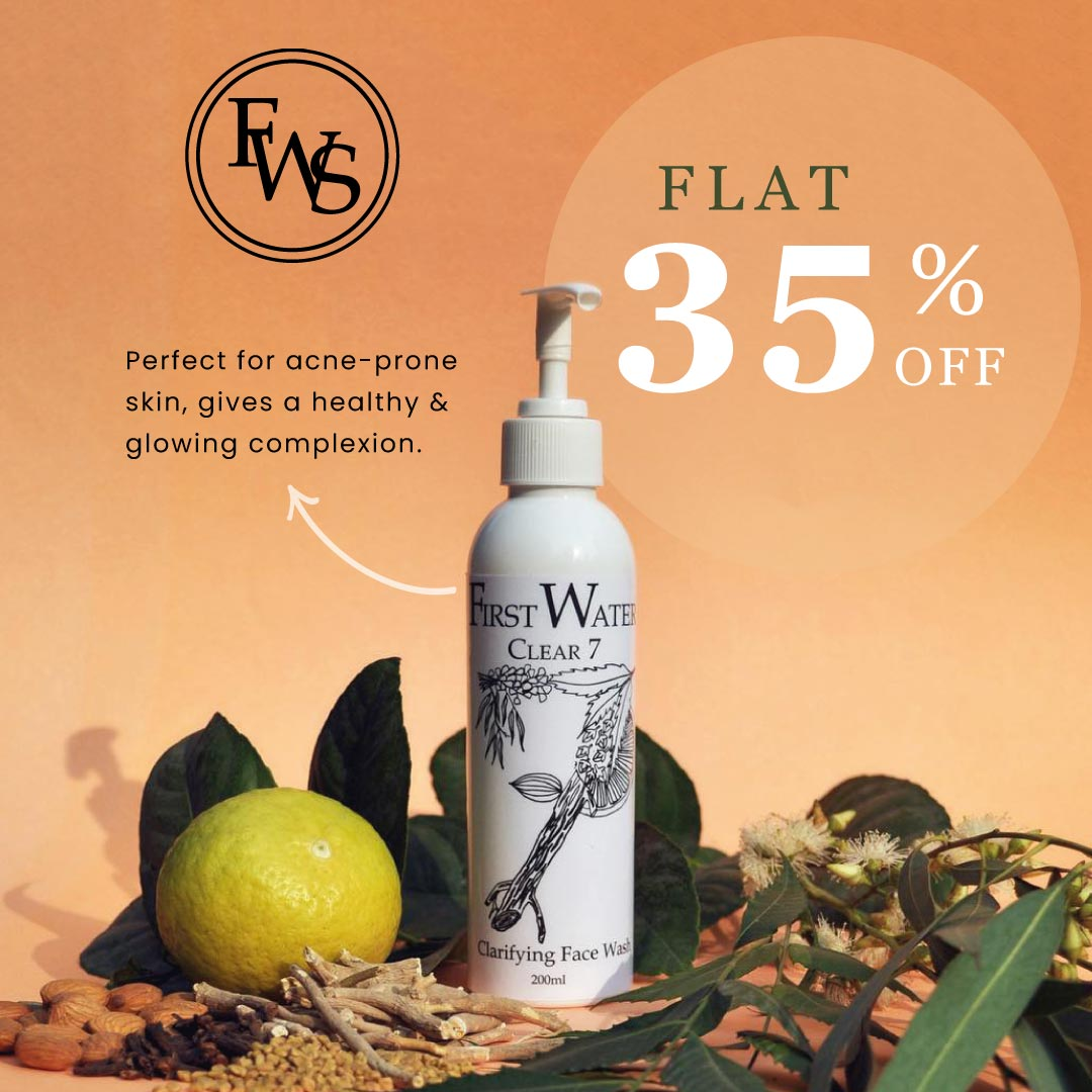 Shop First Water at Flat 35% Off
