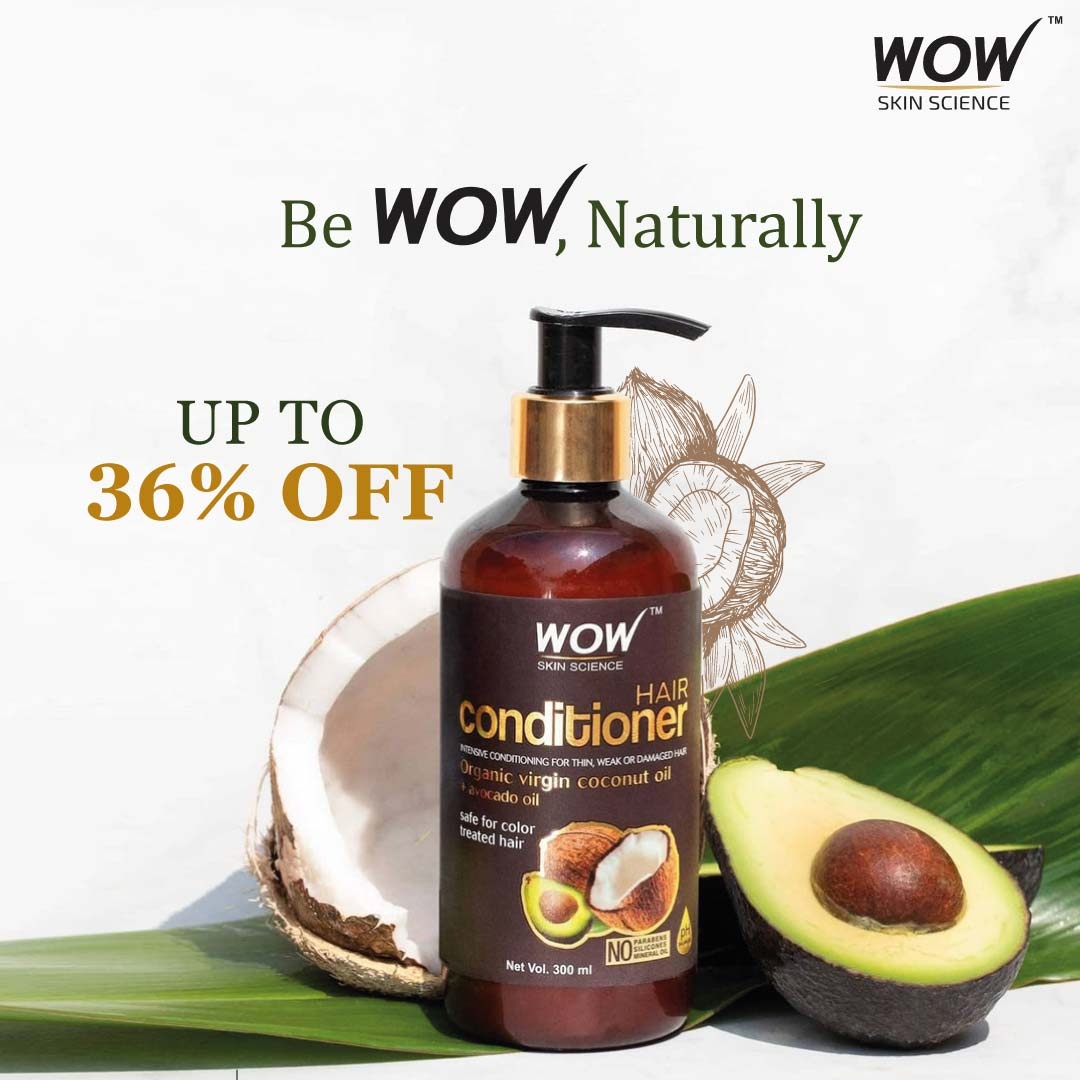 Upt0 36% Off on WOW Skin Science