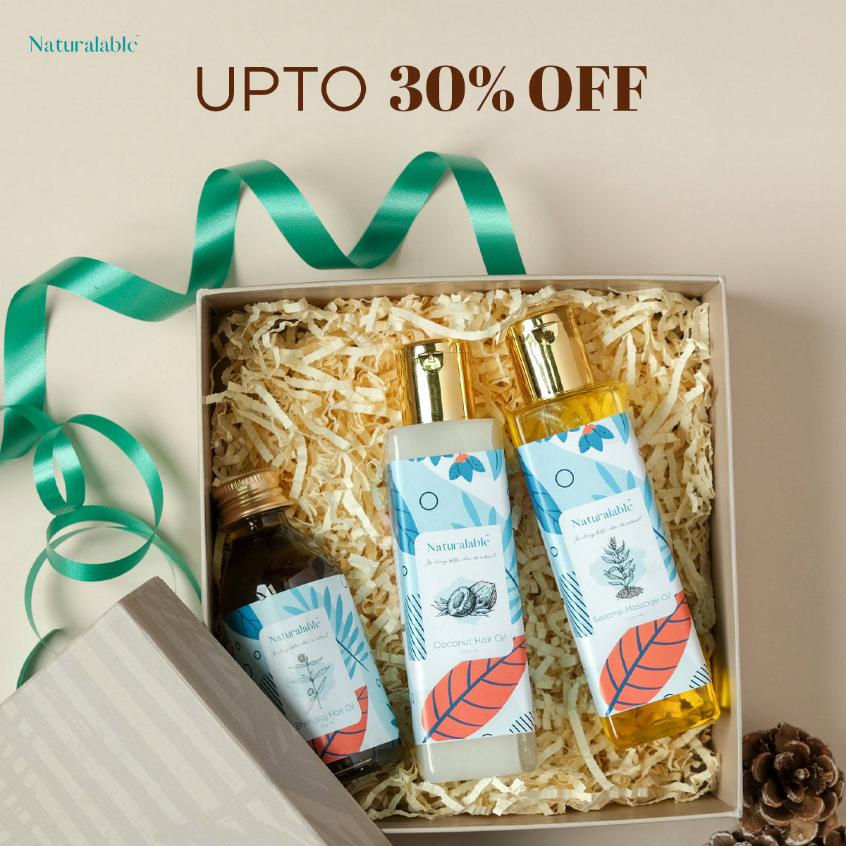 Naturalable Upto 30% Off