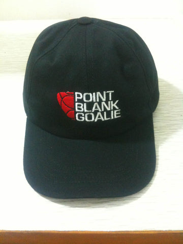 PBG Black Ball Cap