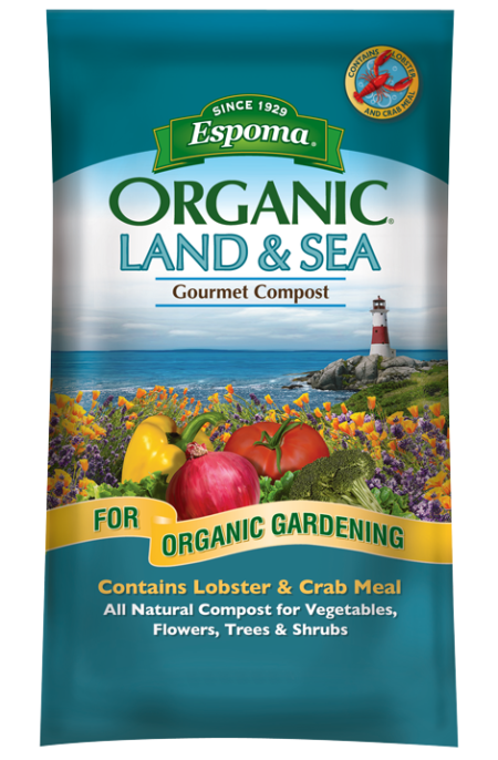 Espoma Land and Sea Gourmet Compost