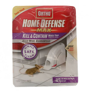 Ortho Home Defense Max Mouse Traps