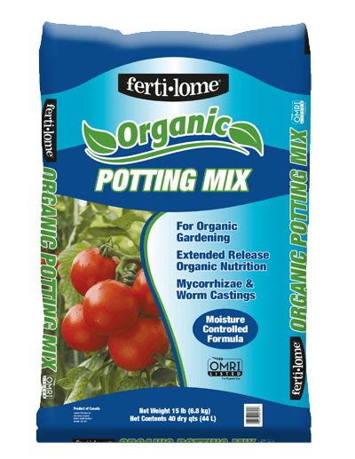 Fertilome Organic Potting Mix
