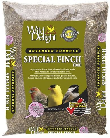 Wild Delight Advanced Formula Golden Finch Food 5lbs
