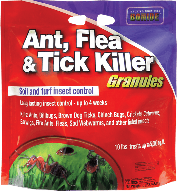 Ant, Flea, & Tick Killer Granules