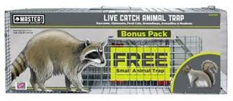Live Catch Animal Trap