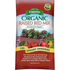 Espoma  Organic Raised Bed Mix