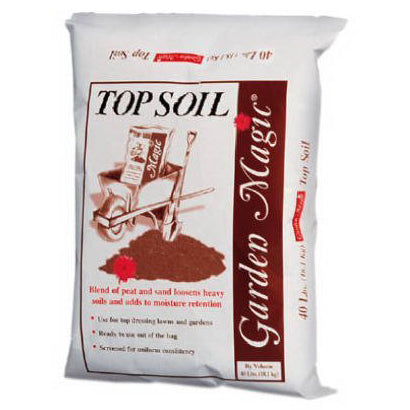 Garden Magic Topsoil - 40lb Bag