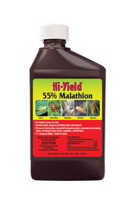 Hi-Yield 55% Malathion 16 fl oz