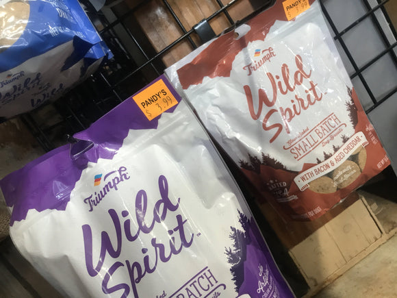 Wild Spirit Dog Treats