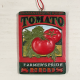 Holiday Farm Section Ornaments Tomato Seeds