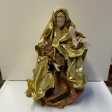 Holiday Nativity Section Nativity Scene 2 Piece Set