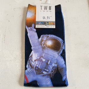 Out of this world socks big feet