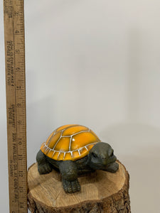 Turtle- Orange Shell