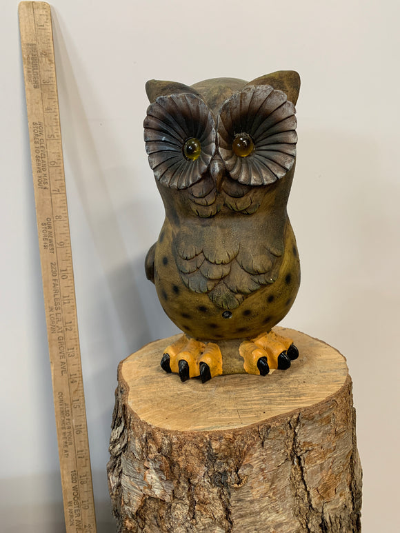 Owl- Mini Great Horn