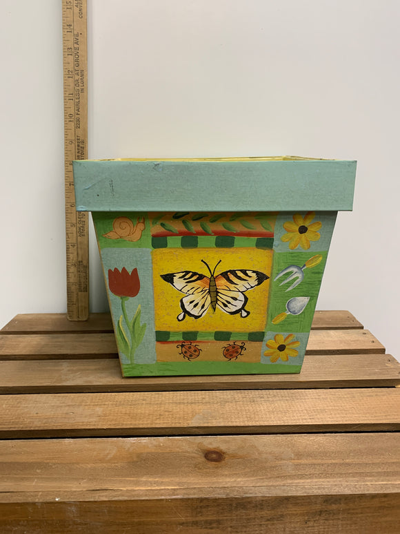 Butterfly Flower Pot