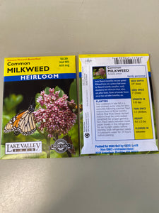 Milkweed - Common